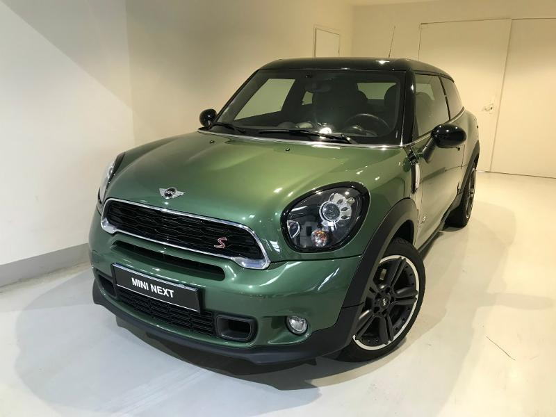 MINI Paceman Cooper S 184ch Pack Red Hot Chili ALL4