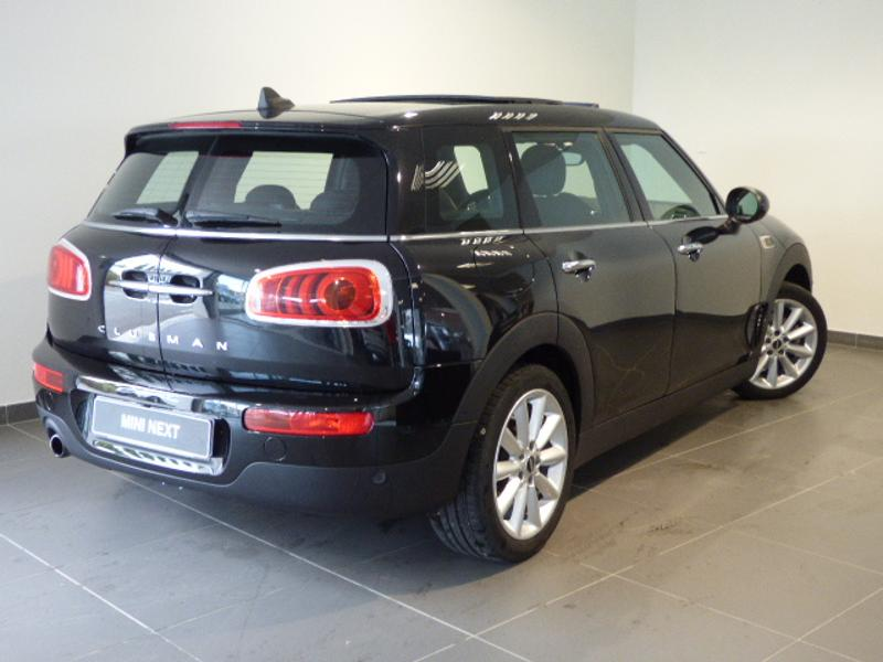 MINI Clubman Cooper 136ch Red Hot Chili BVA