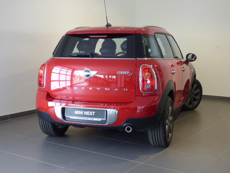 MINI Countryman Cooper D 112ch Pack Red Hot Chili